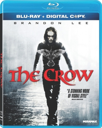 Kruk / The Crow (1994-2005) KOLEKCJA MULTI.BluRay.720p.x264-LTN