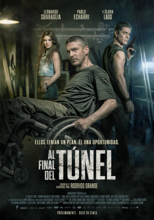 Wyjście z tunelu / At the End of the Tunnel / Al final del túnel (2016) PL.720p.BluRay.x264-KiT