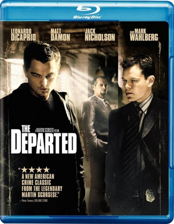 Infiltracja / The Departed (2006) MULTi.720p.BluRay.x264.DTS.AC3-DENDA