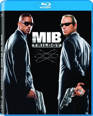 Faceci w czerni / Men in Black (1997-2012) TRILOGY.V2.MULTi.1080p.BluRay.x264.DTS.AC3-DENDA