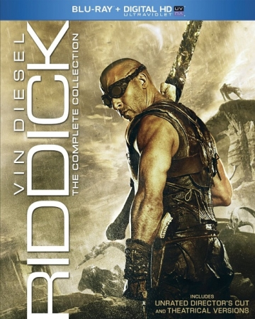 Riddick (2000-2013) COLLECTiON.MULTi.1080p.BluRay.x264.DTS.AC3-DENDA