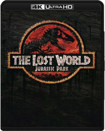 Zaginiony Świat: Jurassic Park / The Lost World: Jurassic Park (1997) MULTi.REMUX.2160p.UHD.Blu-ray.HDR.HEVC.DTS-X7.1-DENDA / Lektor i Napisy PL