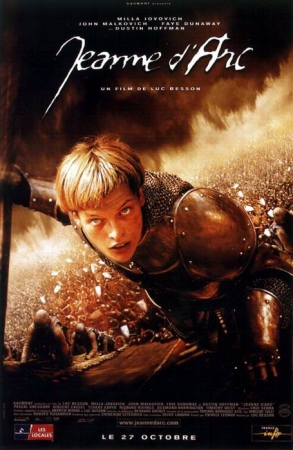 Joanna d'Arc / The Messenger The Story of Joan of Arc (1999) PL.720p.BDRip.XviD.AC3-ELiTE