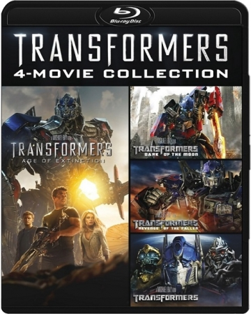 Transformers (2007-2014) COLLECTION.V2.MULTi.1080p.BluRay.x264.DTS.AC3-DENDA