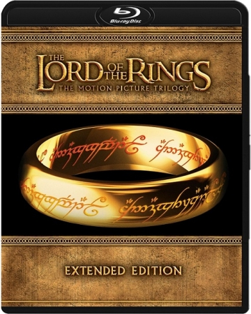 Władca Pierścieni / The Lord of the Rings (2001-2003) TRiLOGY.EXTENDED.MULTi.720p.BluRay.x264.DTS.AC3-DENDA | LEKTOR i NAPISY PL