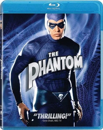 Fantom / The Phantom (1996) MULTI.BluRay.1080p.x264-LTN