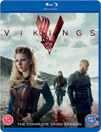 Wikingowie / Vikings (2015) sezon 3 PL.720p.BDRip.XviD.AC3-ELiTE | Lektor PL