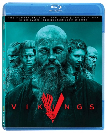Wikingowie / Vikings (2016) sezon 4 PL.720p.BDRip.XviD.AC3-ELiTE | Lektor PL