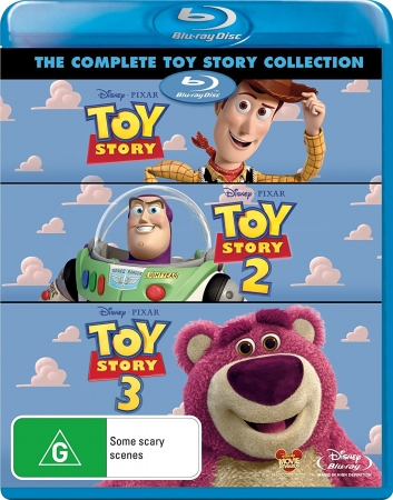 Toy Story (1995-2010) COLLECTION.MULTi.720p.BluRay.x264.DTS.AC3-DENDA | DUBBING i NAPISY PL