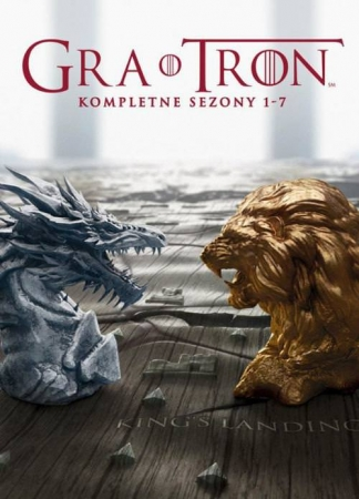 Gra o tron / Game Of Thrones (2011-2017) [Sezon 01-07] PL.1080p.BluRay.x264-KiKO / Lektor PL