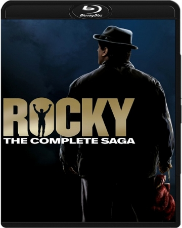 Rocky (1976-2006) COLLECTION.MULTi.720p.BluRay.x264.DTS.AC3-DENDA | LEKTOR i NAPISY PL