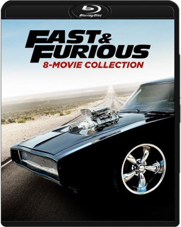 Szybcy i wściekli / The Fast And The Furious (2001-2017) V2.COLLECTiON.MULTi.1080p.BluRay.x264.DTS.AC3-DENDA / LEKTOR i NAPISY PL