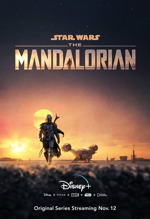 The Mandalorian [Sezon 1] (2019) sezon 1
