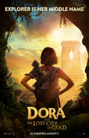 Dora i Miasto Złota / Dora and the Lost City of Gold (2019) PLDUB.MD.1080p.WEB-DL.x264-KiT / Dubbing PL