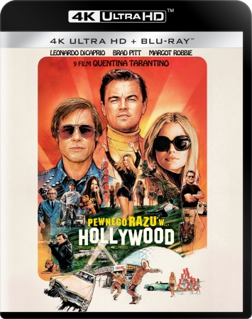 Pewnego razu... w Hollywood / Once Upon a Time ... in Hollywood (2019) MULTi.2160p.UHD.HDR.BluRay.REMUX.HEVC.DTS-HD.MA.7.1-B89 | POLSKI LEKTOR i NAPISY