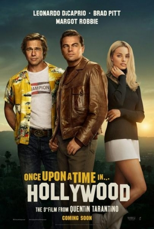 Pewnego razu... w Hollywood / Once Upon a Time ... in Hollywood (2019) PL.720p.BRRip.XViD.AC3-MORS