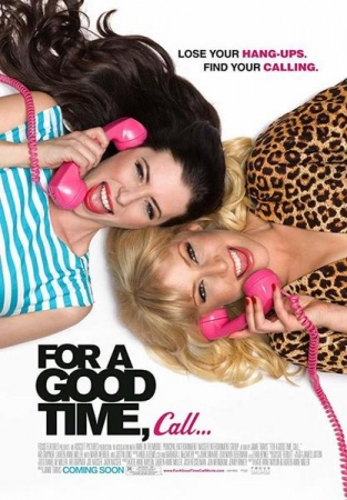Sex telefon / For a Good Time, Call... (2012) 1080p.CEE.Blu-Ray.AVC.DTS-HD.MA.5.1