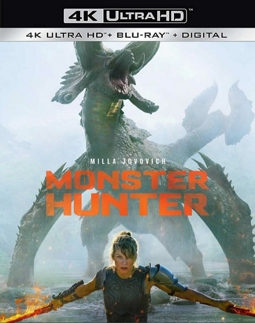 Monster Hunter (2021) MULTi.UHD.BluRay.2160p.HEVC.REMUX.TrueHD.Atmos.7.1- KLiO / Lektor i Napisy PL